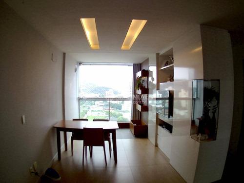 Apartamento Com 2 Dormitórios À Venda, 57 M² Por R$ 420.000,00 - Bento Ferreira - Vitória/es - Ap0982