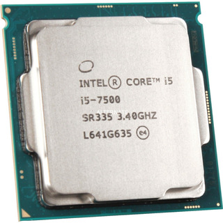 Procesador Intel Core I5 7500 3.4ghz