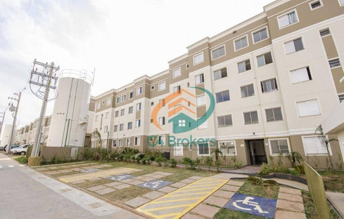Imagem 1 de 20 de Apartamento Com 2 Dormitórios À Venda, 45 M² Por R$ 220.000 - Jardim Adriana - Guarulhos/sp - Ap2284