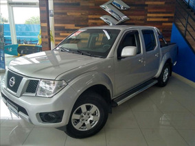 Nissan Frontier 2.5 S 4x4 Cd Turbo Eletronic