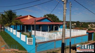 Terreno A Venda No Bairro Bacaxá Em Saquarema - Rj. - 2778-1