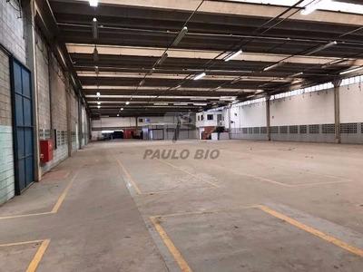 Galpao Industrial - Jardim Fatima - Ref: 5504 - L-5504