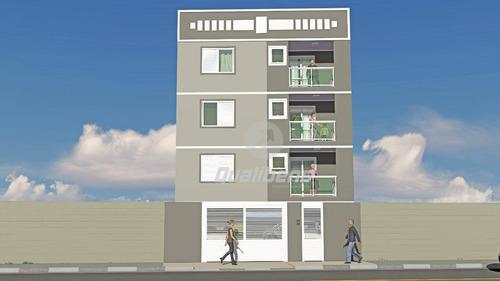 Apartamento Com 2 Dormitórios À Venda, 50 M² Por R$ 250.000,00 - Vila Guarani - Mauá/sp - Ap0157