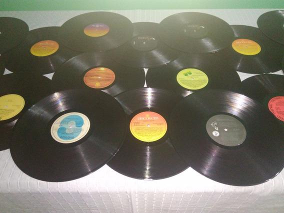 Disco De Vinil Decoração De Festa Anos 60,sem Capas.50 Disco