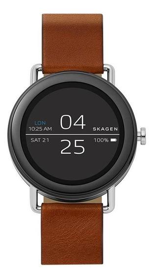 Smartwatch Skagen Unissex Falster Prata - Skt5003/0mi