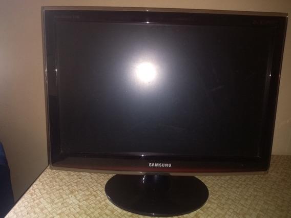 Monitor Samsung T190 Lcd Ls19twhsuvlzd 19 Polegadas