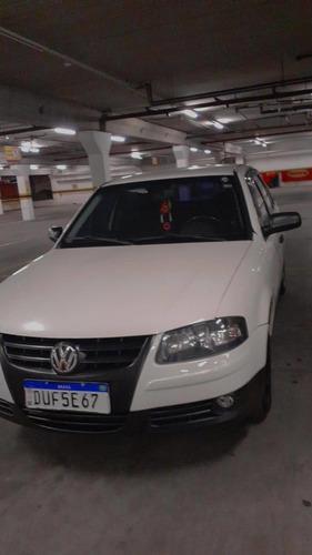 Volkswagen Gol 2007 1.6 City Total Flex 3p