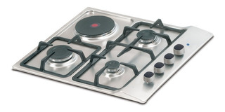 Cocina Mixta De 4 Puestos Challenger - Sg 6031 - 120v A.c
