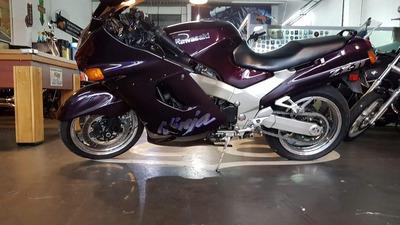 Moto Kawasaki Zx 1100 1997
