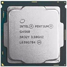 Prossessador Intel G4560 3,5ghz Lga1151