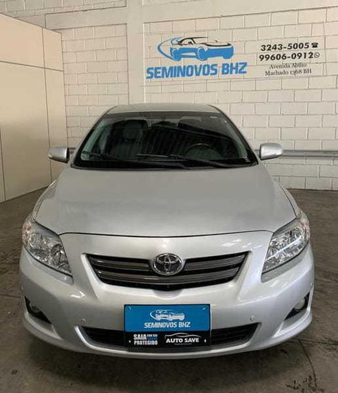 Toyota - Corolla Xei 1.8 16v Flex Aut. 2010