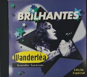 Cd Brilhantes Wanderlea Grandes Sucessos - A5