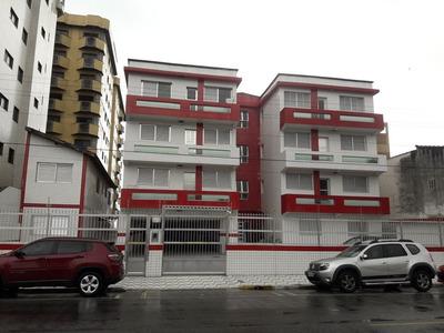 Excelente Apartamento Com 2 Dorms A Venda No Centro Mongagua