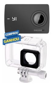 Câmera De Ação Xiaomi Yi 4k Discovery Brinde Caixa Estanque