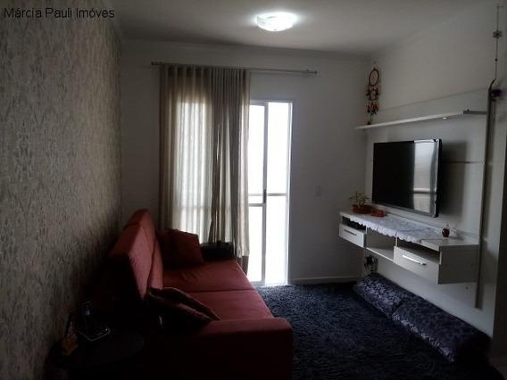 Apartamento No Condomínio Spazio Bonfiglioli - Jundiaí/sp. - Ap04054 - 34459485