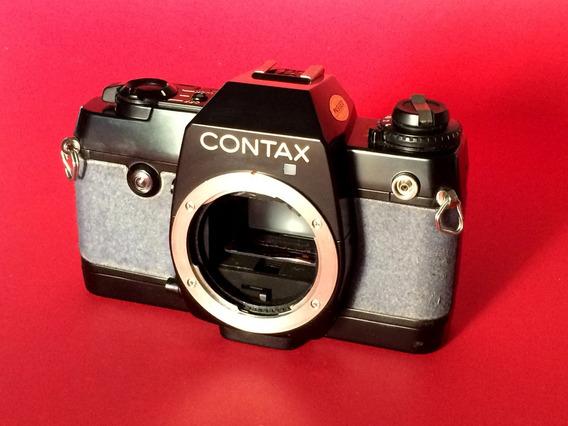 Contax - Funcionando E Com Manual