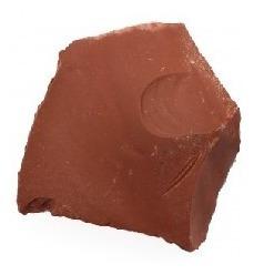 Jaspe Vermelho Bruta Natural 250g Pedra Cura Cristais
