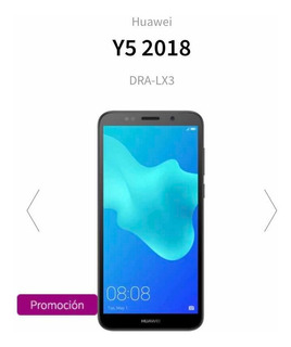 Huawey Y5 2018 Dra-lx3 Nuevo Y Sellado, Telcel