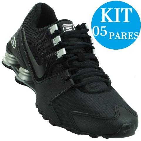 Kit 05 Tênis Nike Shox