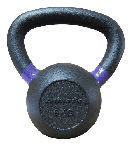 Pesa Rusa Kettlebell Athletic 6kg Con Anillo Color Athletic