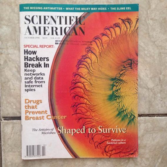 Revista Scientify American 10/1998 279 4 How Hackers Break