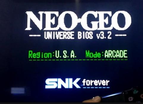 Unibios 3.2 Neogeo