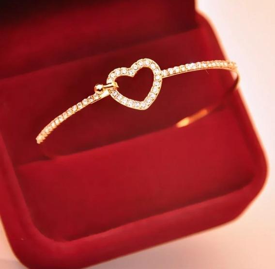 Bracelete Feminino Ouro