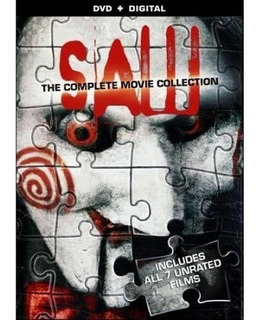 Saw La Coleccion Completa Peliculas En Dvd + Digital Online
