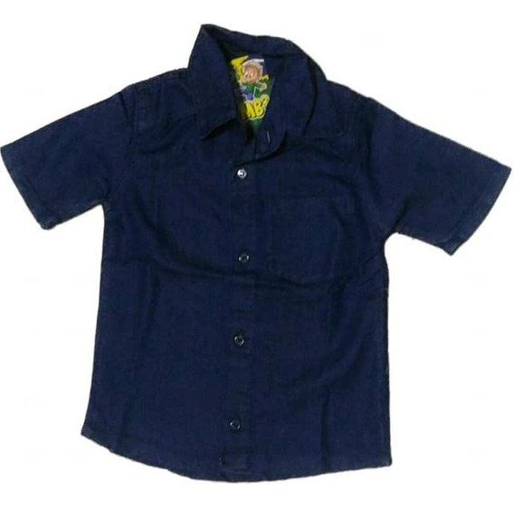 3 Jaqueta Jeans Infantis Menino Infantil Masculino Atacado