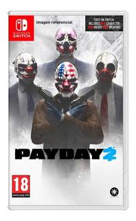 Payday 2 / Nintendo Switch