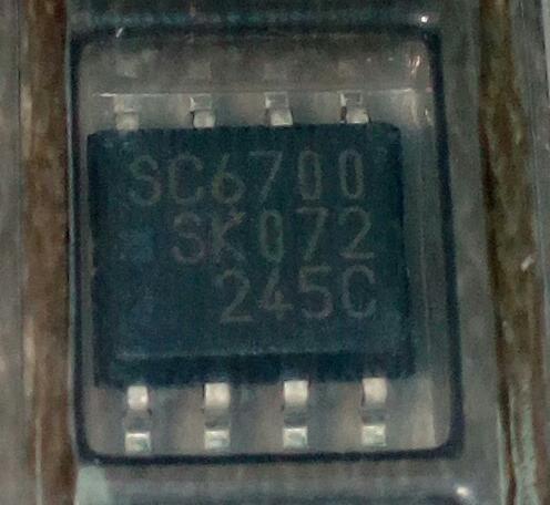 J1960 . Ei . Sc6700 Sop8 Original