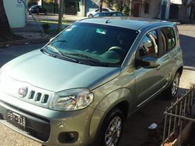 Fiat Uno Atractive Pack Seguridad 1 Mano Nuevo Y Original