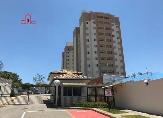 Apartamento A Venda No Bairro Centro Em Itupeva - Sp. - 3773-1