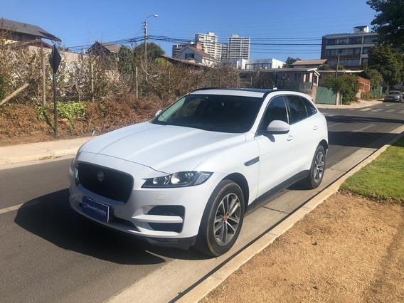 Jaguar F Pace 2.0 T Awd 2018