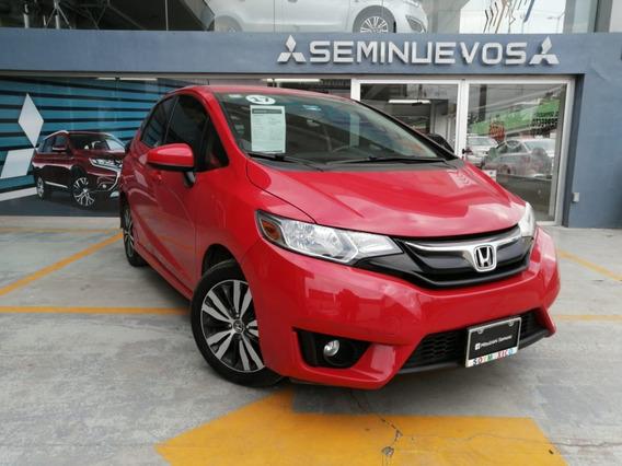 Honda Fit Hit Cvt 2017, Llevatelo A Crédito!!!