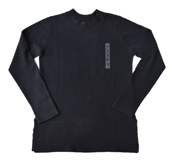 Sweater Mujer Ovs Europa Original Negro Mujer Talle S Nuevo!