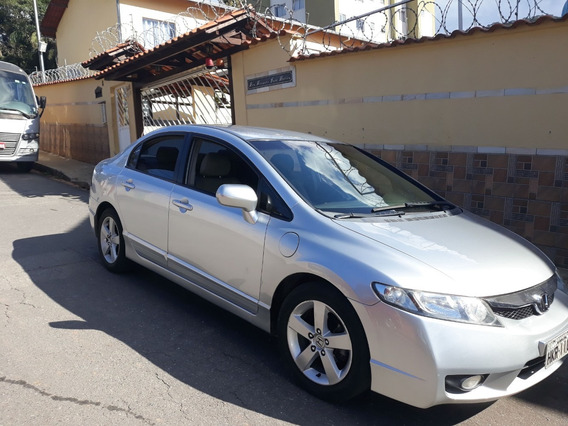 Honda Civic 1.8 2009 Prata