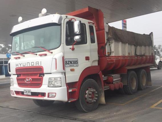 Hyundai Hd270 Volqueta
