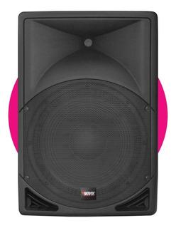Parlantes Bluetooth Activo Novik Evo-350a Usb Outlet 101db