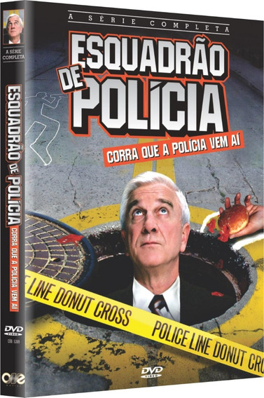 Esquadrão De Polícia - A Série Completa - Leslie Nielsen