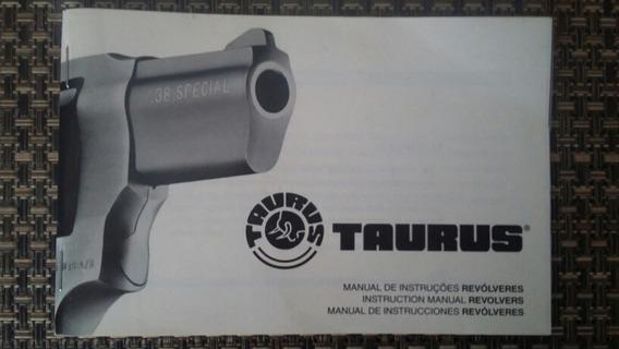 Manual De Instruções Taurus-novo Original