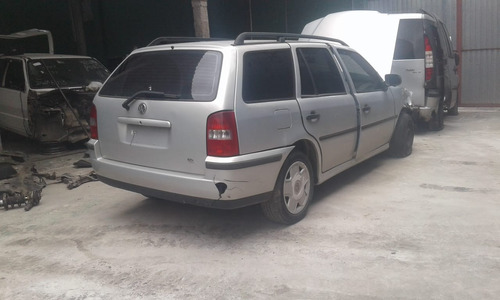 Parati Ano 2001 Motor 1.8 8v