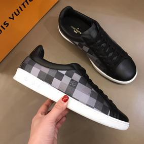 Tênis Louis Vuitton Masculino - Lv006