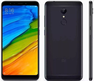 Celular Xiaomi Redmi 5 Plus 64gb Global Original Preto