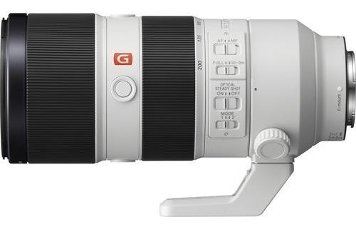 Lente Sony Fe 70-200mm F/2.8 Gm Oss - Nfe