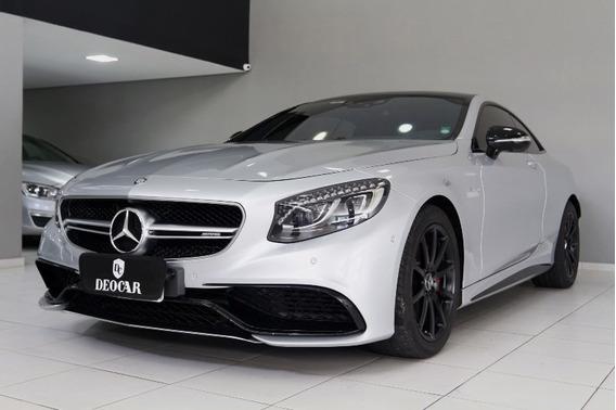 Mercedes-benz S63 Amg 5.5- 2015/2016