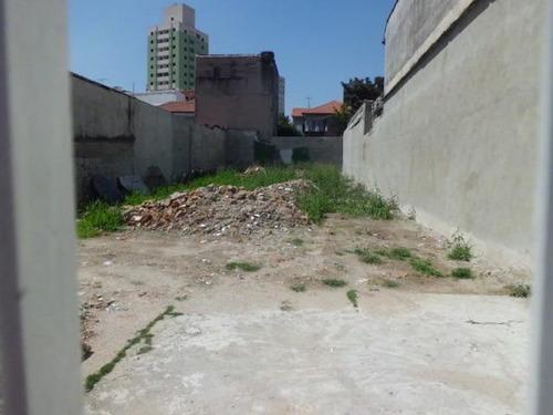 Imagem 1 de 3 de Terreno Comercial À Venda, Tatuapé, São Paulo - Te0509. - Ta1941