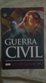 Guerra Civil - Marvel