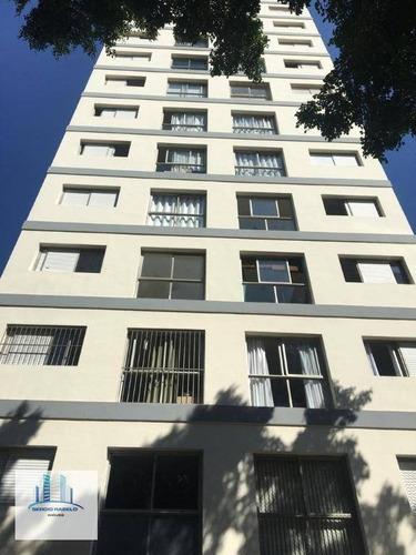Imagem 1 de 12 de Apartamento Com 1 Dormitório À Venda, 42 M² Por R$ 420.000,00 - Moema - São Paulo/sp - Ap3665