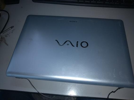 Carcaça Completa Notebook Sony Vaio Pcg-71312m